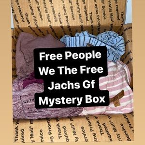 Not So Mystery Box • Free People & Jachs Gf
